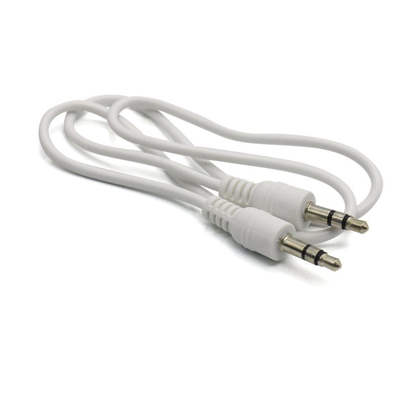 Adapter HDMI na VGA+audio kabal beli