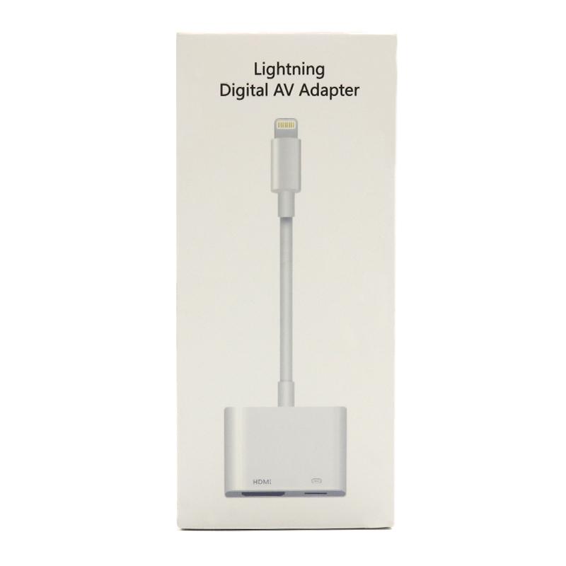 Adapter za iPhone lightning na HDMI+iphone