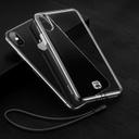 Baseus Transparent Key futrola za iPhone XS / X