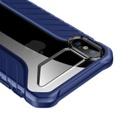 Baseus Michelin futrola za Apple iPhone XS Max blue (WIAPIPH65-MK03)