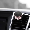 Baseus Small Ears Series Universal Air Vent Magnetic Car Mount Holder silver (SUER-A0S)