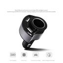 Auto punjac Remax Journey RCC-218 dual USB 4.8A crni