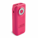 Back up baterija Puro B40C3 dual USB 4000 mAh pink