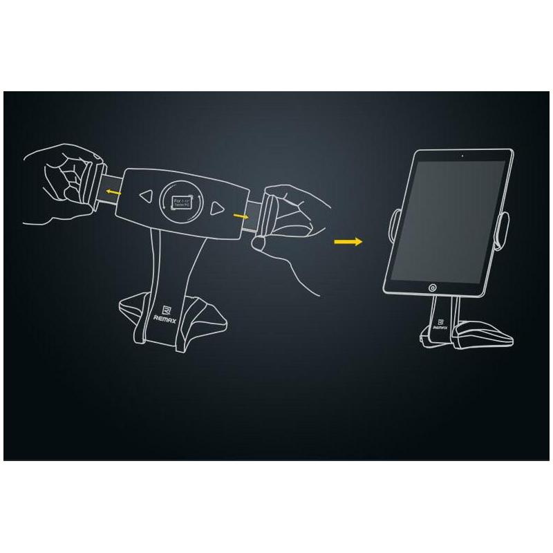 Auto stalak za Tablet Remax RM-16 beli