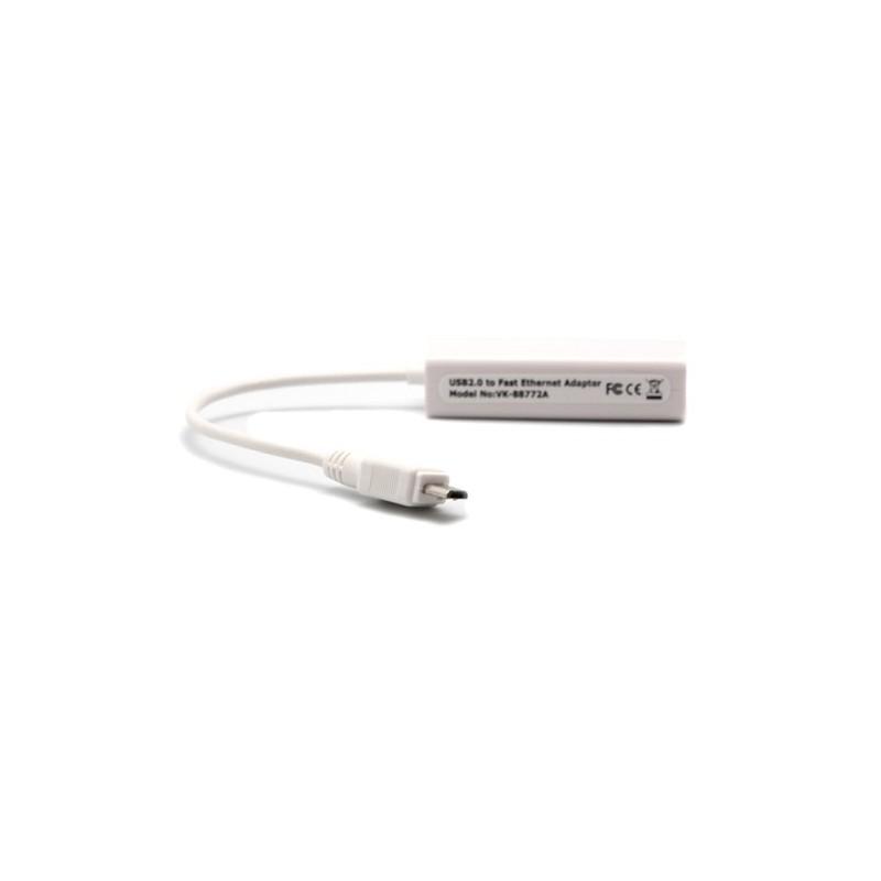 Adapter micro USB-LAN