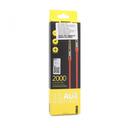 Audio kabl Remax RM-L200 Aux 3.5mm crveni 2m