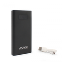 Back up baterija Aspor QC 10000mAh crna