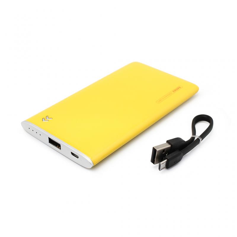 Back up baterija REMAX Crave RPP-78 5000mAh zuta