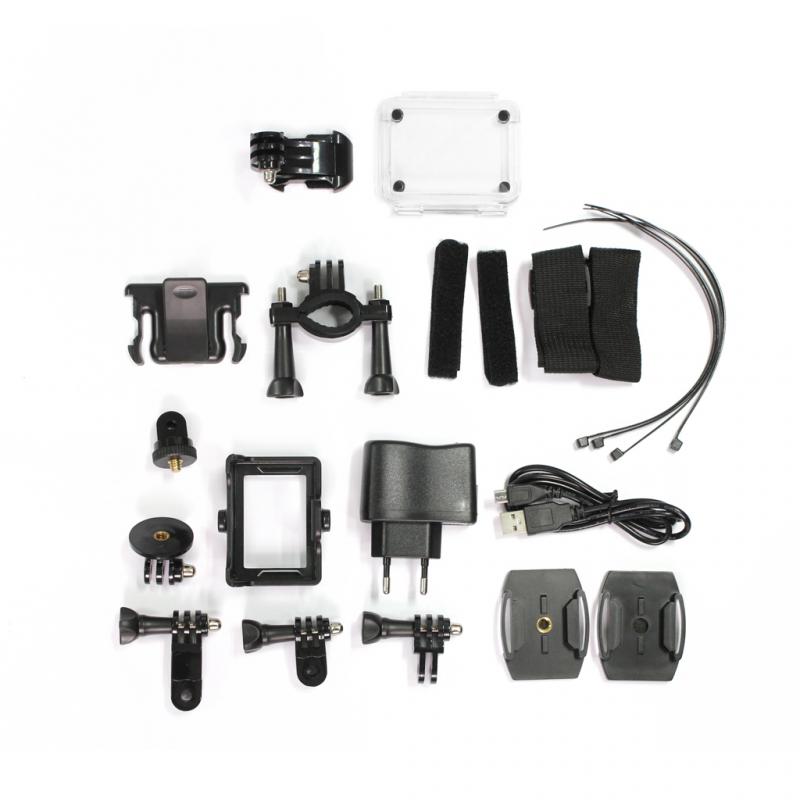 Kamera action sports 4K UHD 30fps wifi bela