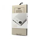 Back up baterija REMAX Kookker RPP-23 20000mAh bela