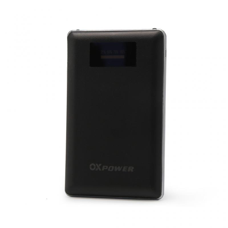 Back up baterija Oxpower P04 dual USB 10000mAh crna