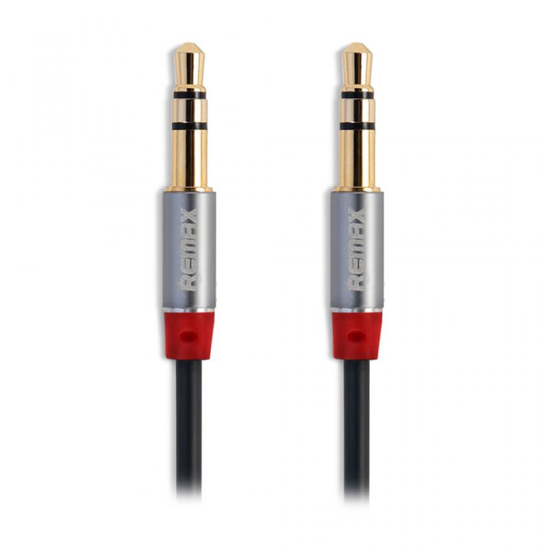 Audio kabl Remax RL-100 Aux 3.5mm crveni 1m