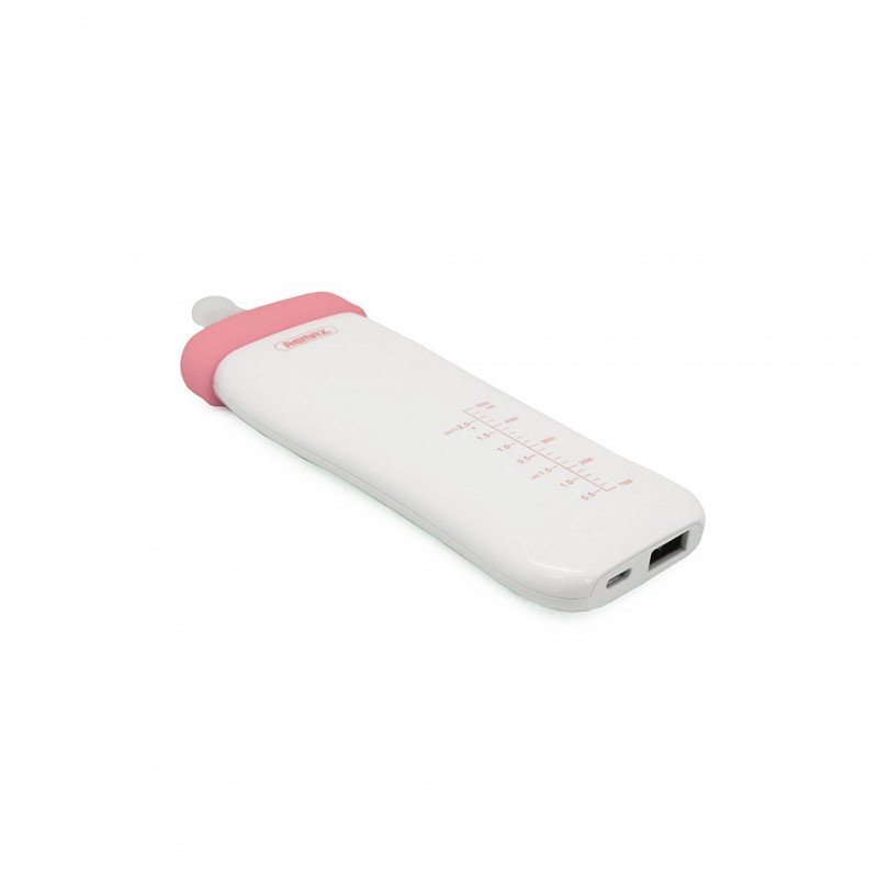Back up baterija REMAX Milky Bottle RPP-29 5500mAh pink