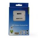 Adapter HDMI na AV