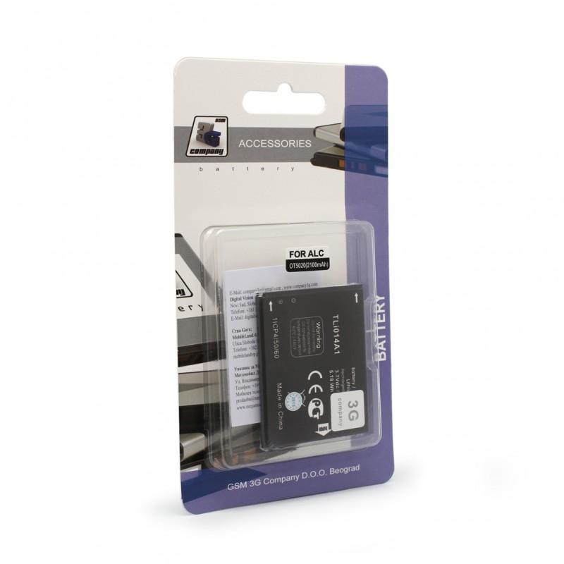 Baterija za Alcatel OT-985/OT-990/Pop C3/5020D/4010D/4030D ORG