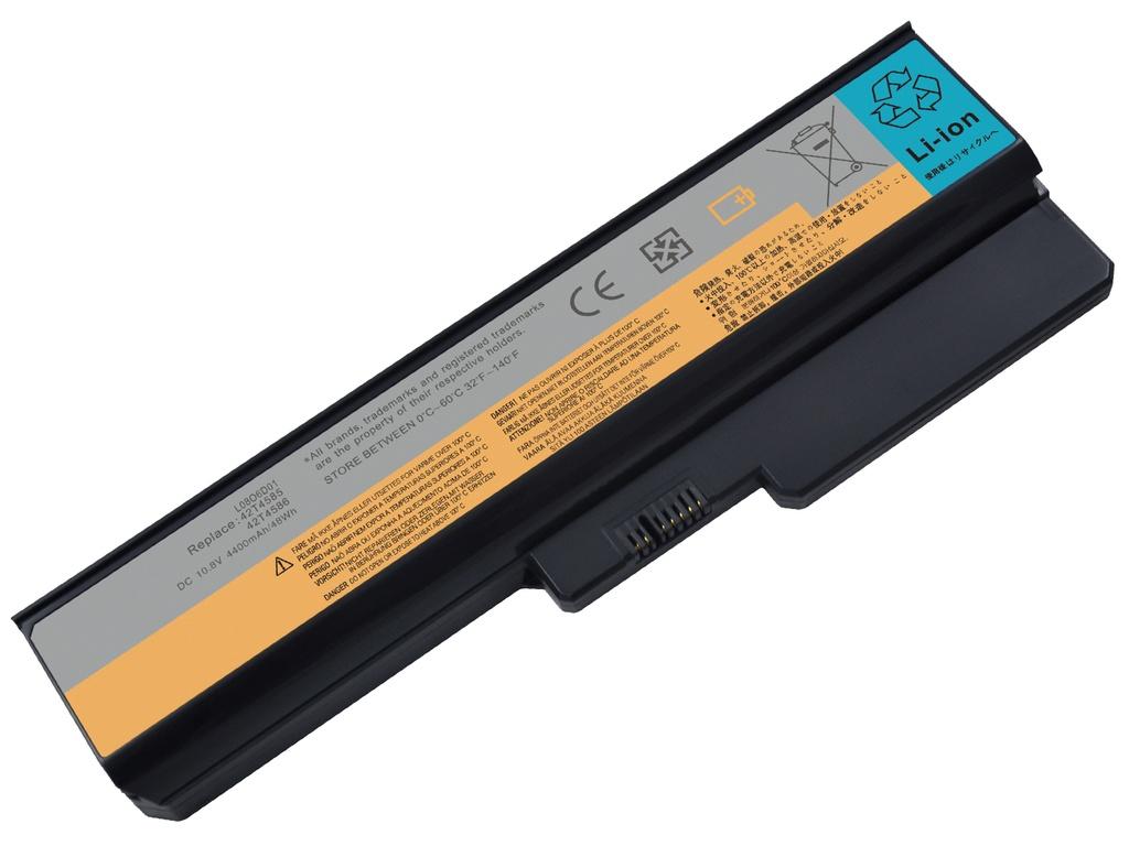 Батерија за Lenovo 3000 B550 G430 G450 G530 42T4585 (копија)