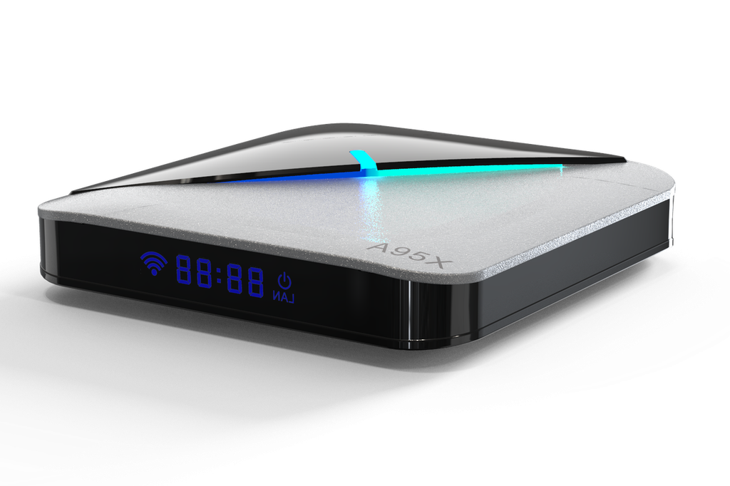 Android TV Box A95X F3 Amlogic S905X3 4GB 32GB 64GB Internet smart tv box A95X F3 Air