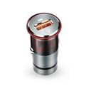 Auto punjac LDNIO C304Q Quick Charger 3.0 USB 5V 3.0A sa micro USB kablom crveni