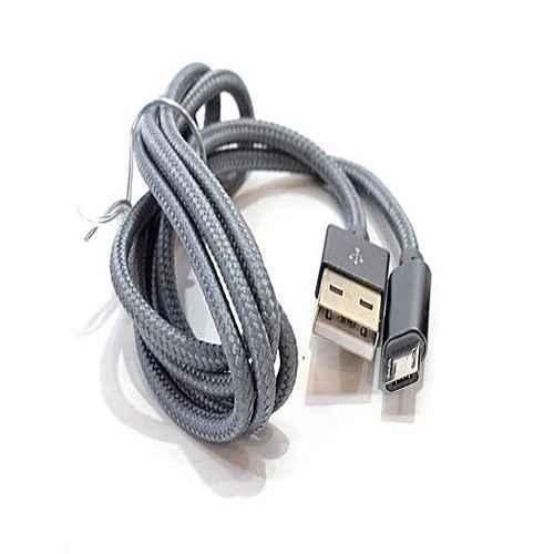 Car charger LDNIO C703Q 3xUSB 5V / 3A FAST QC 3.0 microUSB gray
