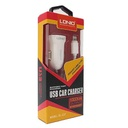 Car charger LDNIO DL-C17 USB 5V / 1A for Iphone lightning white