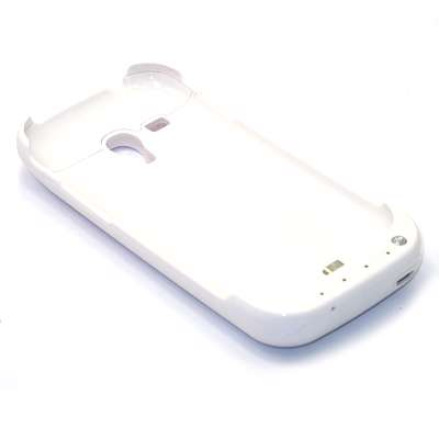 Battery Back up for Samsung I8190 Galaxy S3 mini (2000mAh) white