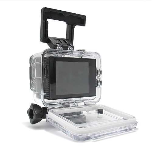 ACTION camera Comicell J7 4K Ultra HD Wi-Fi blue
