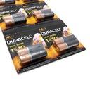 Alkaline battery 1.5V AA LR6 blister 12/1 Duracell