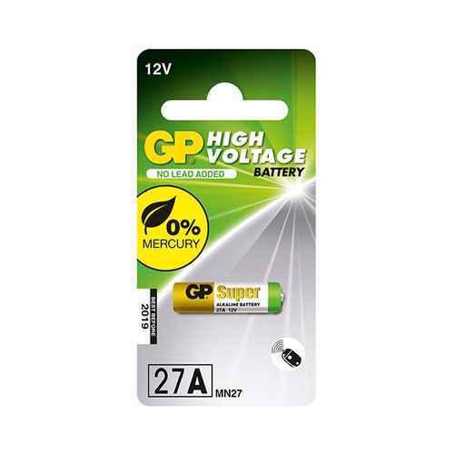Alkaline battery Super 12V 20mAh 27A-C5 GP