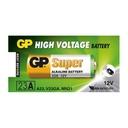 Alkaline battery Super 12V 55mAh 23AE-C5 GP
