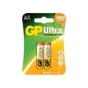 Alkaline battery Ultra 1.5V AA 15AU-U2 / LR6 2/1 blister GP