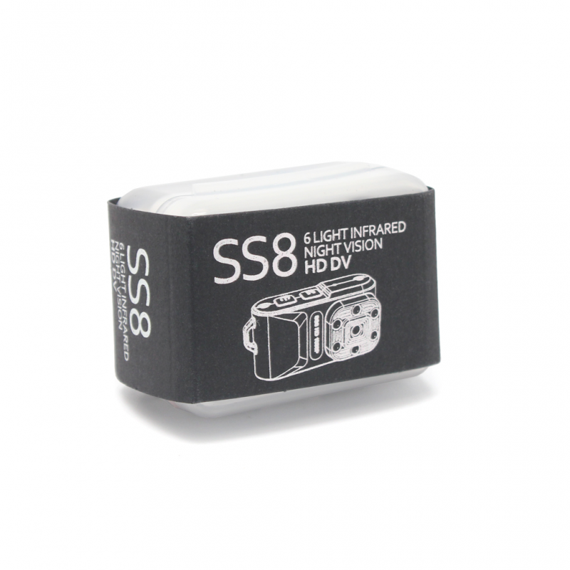Action camera Mini DV SS8 black