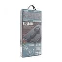 Adapter Remax za slušalice i punjenje dual iPhone lightning RL-LA08i crni