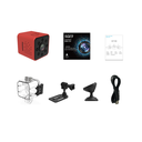 Action Camera SQ23 red