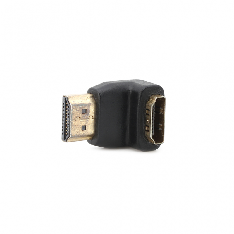 Adapter HDMI M to Z angle 90 ° JWD-AD15