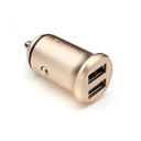 Car charger T-phox Zega T-C06 gold