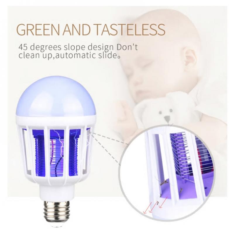 Anti mosquito bulb HSG-1-15W