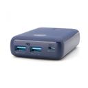 Back up battery ANKER A1223 10000mAh blue