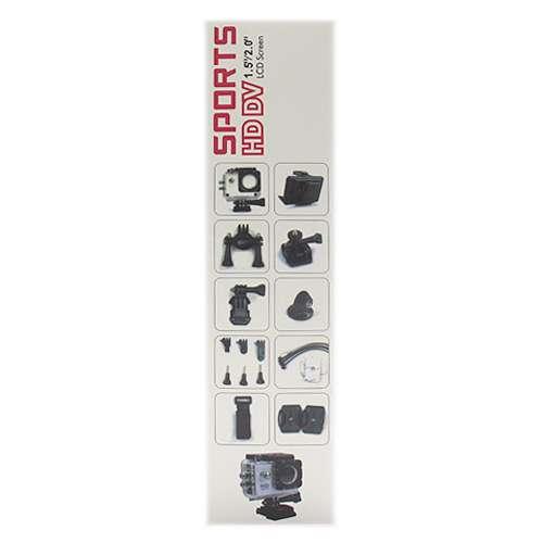 ACTION camera Comicell SJ4000 FULL HD gray
