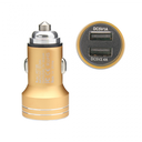 Auto punjač Hisoonton HST-174 dual USB 2.4A narandzasti