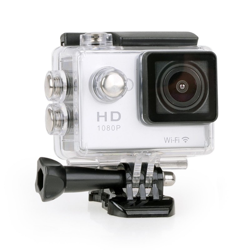Akciona Sport kamera N9 - Full HD Wifi 140°