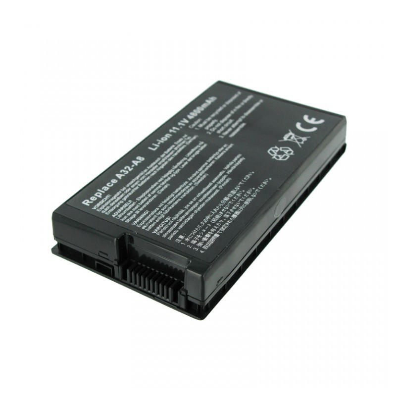 Baterija za Asus A8 F8