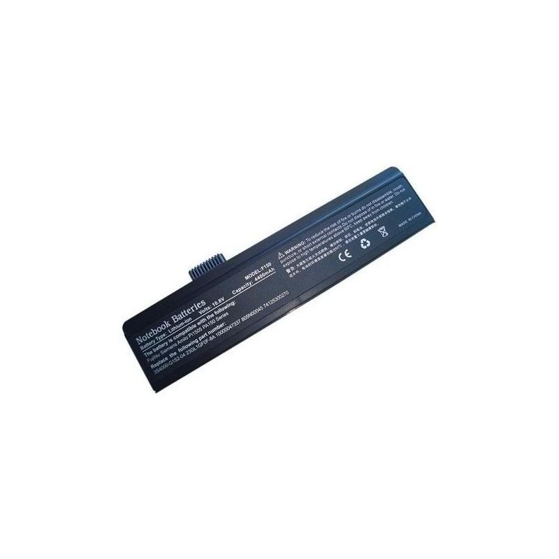 Baterija za Fujitsu Siemens Amilo Pi1505 Pi2510 Li1820 4400mAh