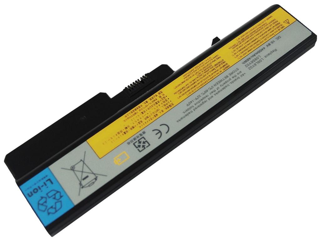 Baterija NRG+ za Lenovo IdeaPad G460 G560 Z560 V570 L09L6Y02