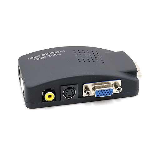 Adapter AV video na VGA