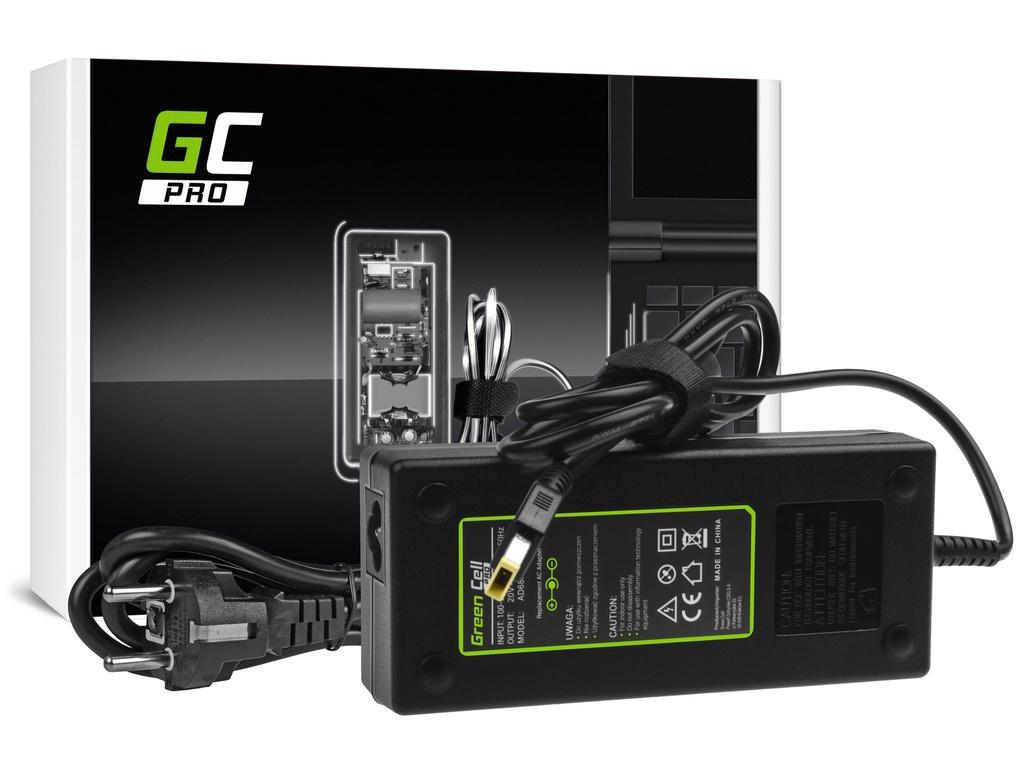 AC adapter za punjač Green Cell PRO za Lenovo I70 I50-70 I70 I70-70 I520 I700 Z710 700-15ISK ThinkPad V540 T4 20V 6.75A 135V