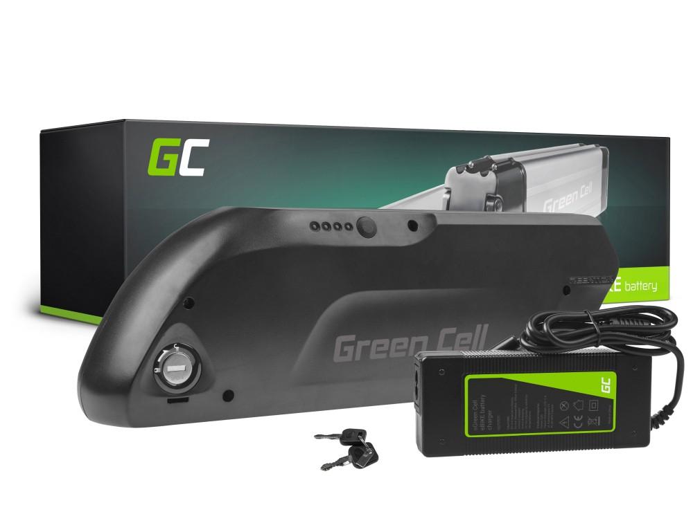 Baterija Green Cell donja cev 48V 11,6Ah 557Vh za E-Bike Pedelec