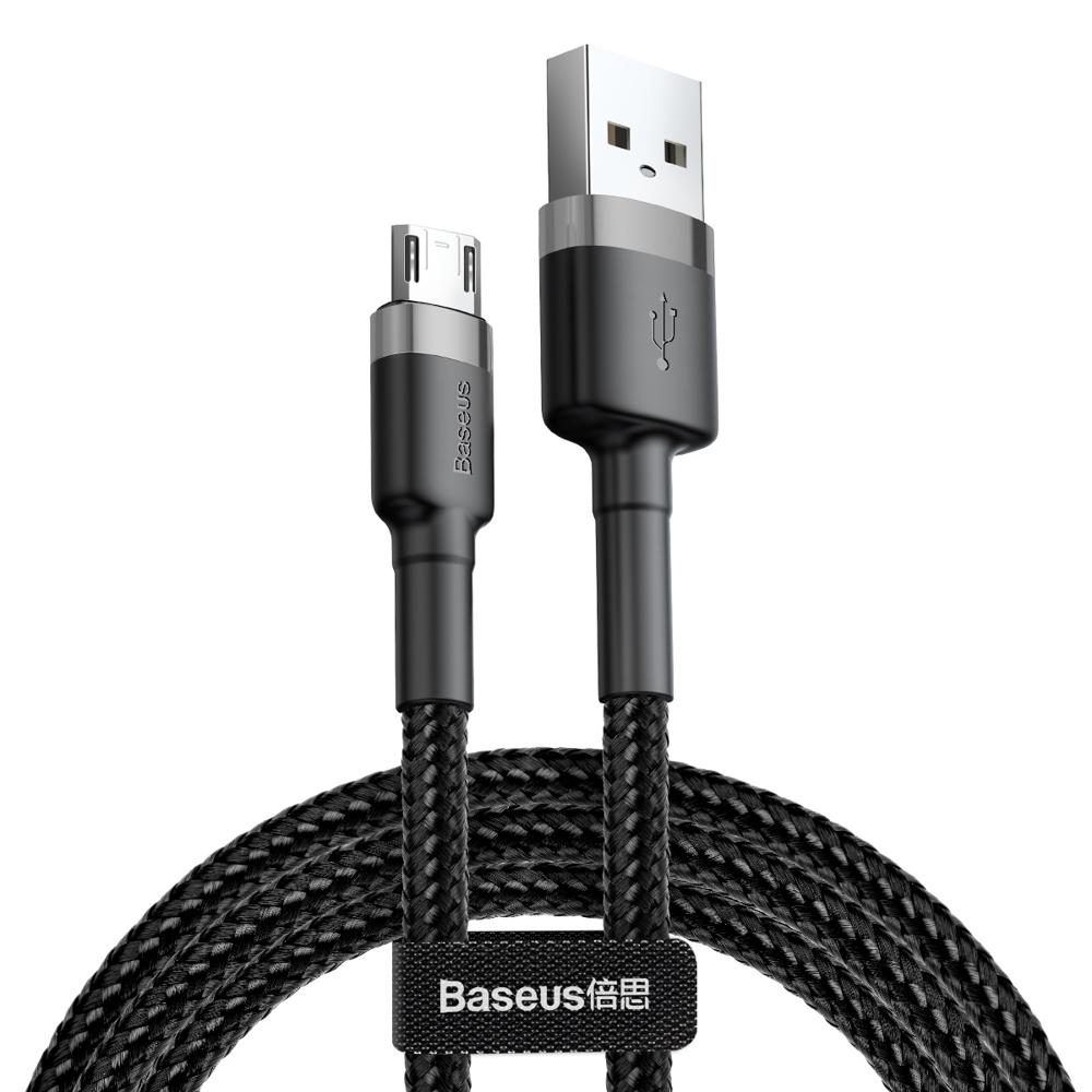 Baseus Cafule micro USB Data kabl QC 3.0 2.4A 0.5M