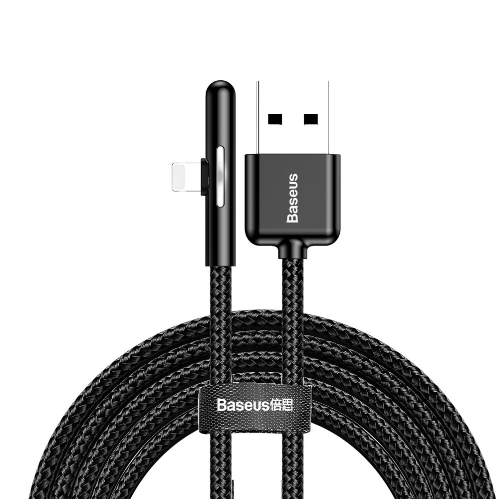 Baseus Mobile Game Elbow lightning Data kabl 1.5A 2m