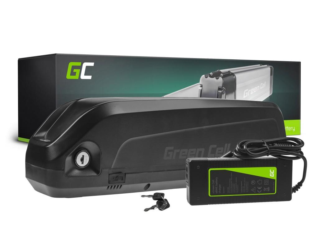 Baterija Green Cell Donja cev 48V 13Ah 624Vh za E-bicikl Pedelec