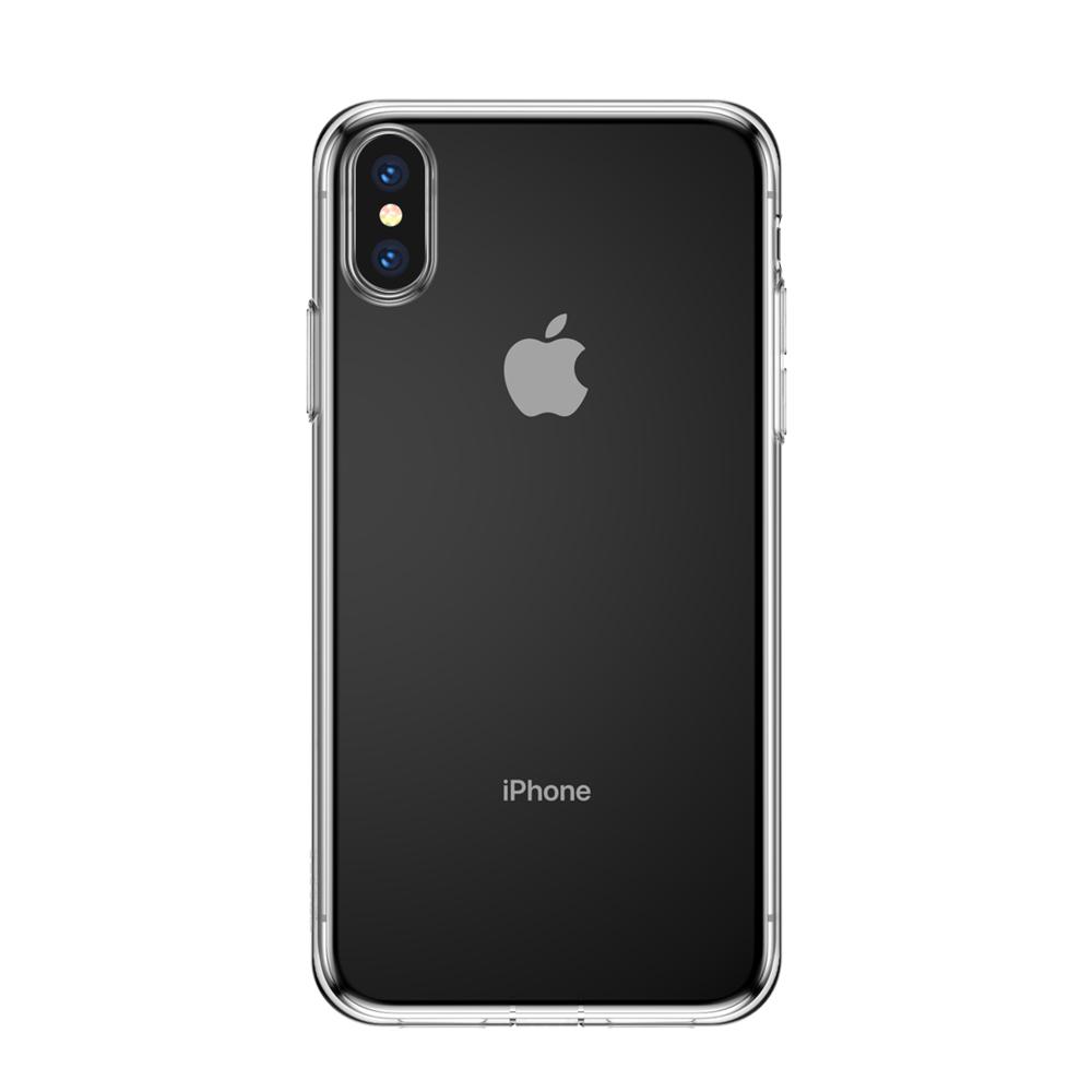 Baseus Simplicity TPU futrola za iPhone XS / X